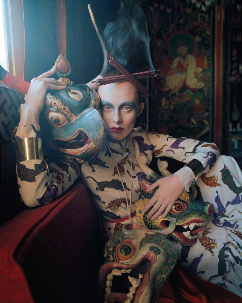 In The Land Of Dreamy Dreams by Tim Walker  (20)