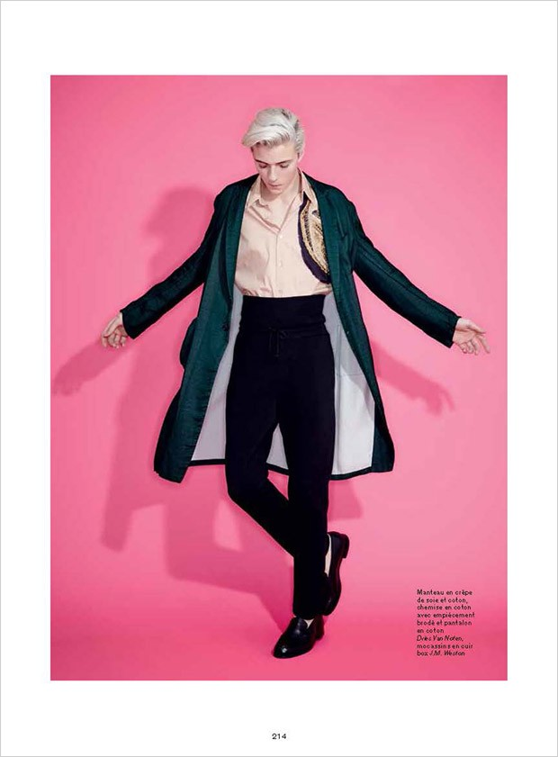 Lucky Blue by Andrew Hail for L'Officiel Hommes (12)