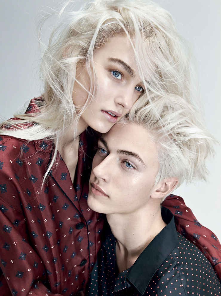 Matching Models by Patrick Demarchelier (8)