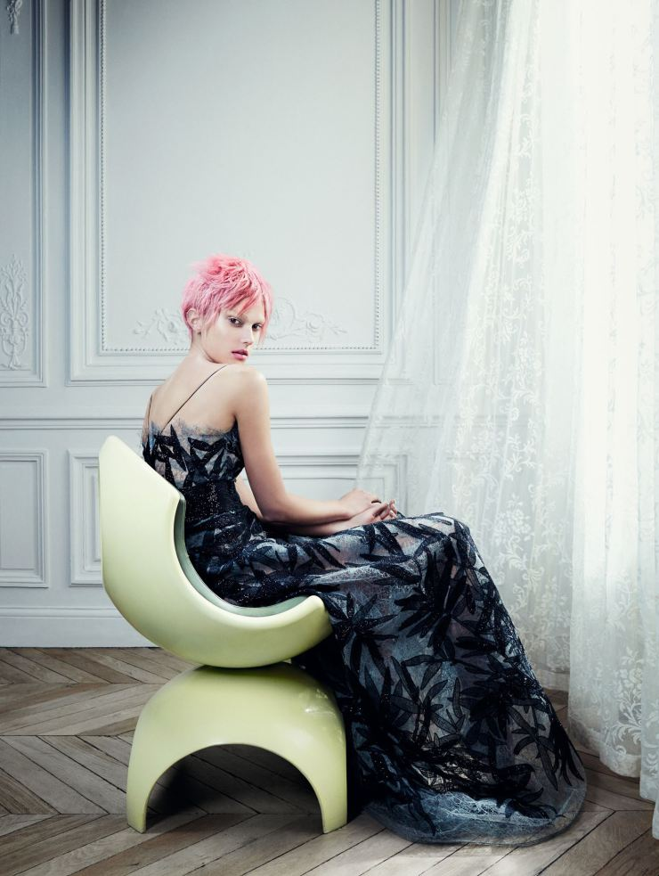 Sigrid Agren by photographer Emma Summerton