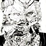 Interview: Artist Jared Africa for Graveravens