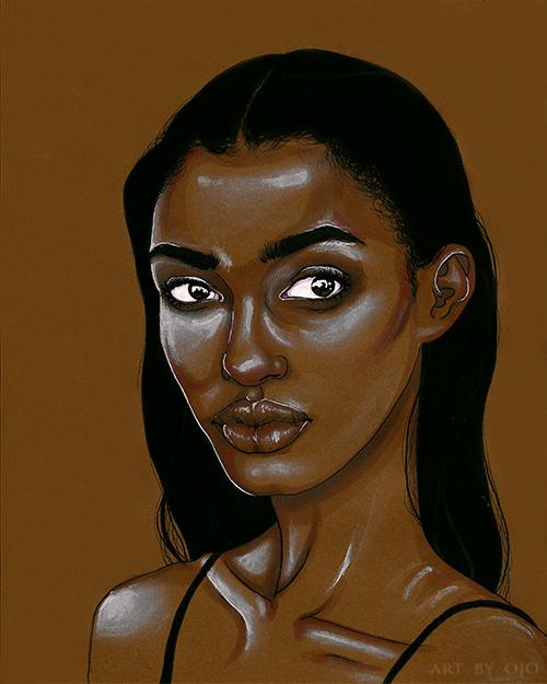 Daughters of Diaspora by artist Ojo Agi (1)