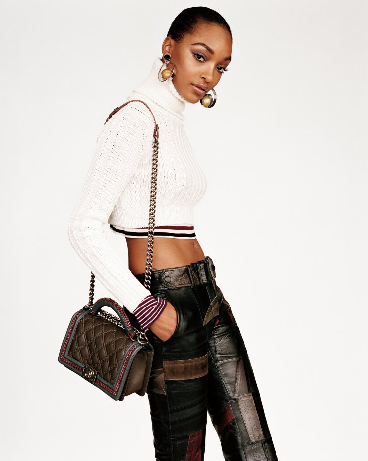 Jourdan Dunn by photographer Alasdair McLellan (11)