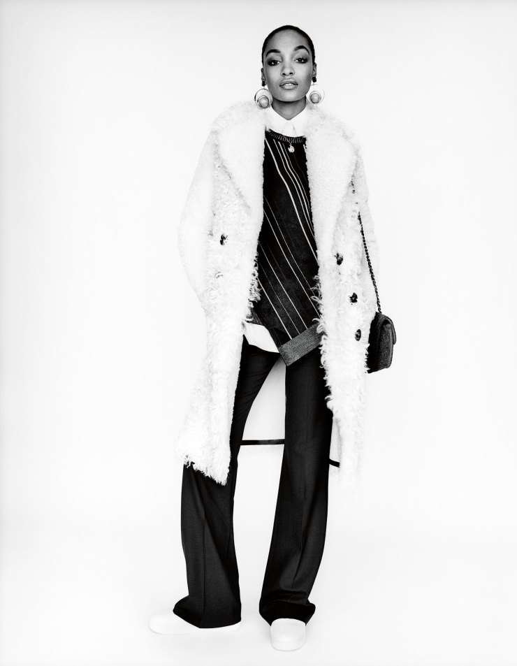 Jourdan Dunn by photographer Alasdair McLellan (2)