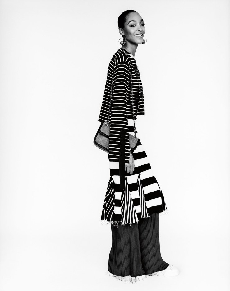 Jourdan Dunn by photographer Alasdair McLellan (3)