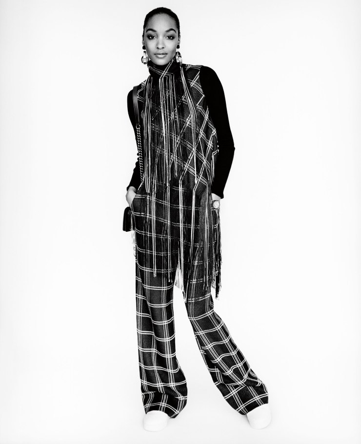 Jourdan Dunn by photographer Alasdair McLellan (4)