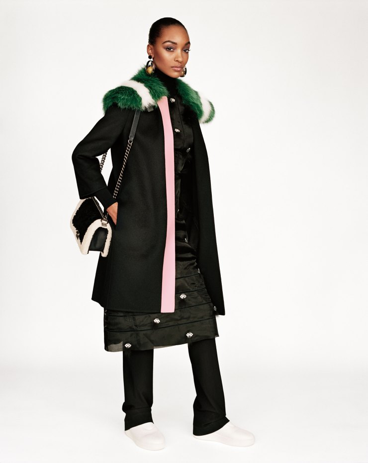 Jourdan Dunn by photographer Alasdair McLellan (6)