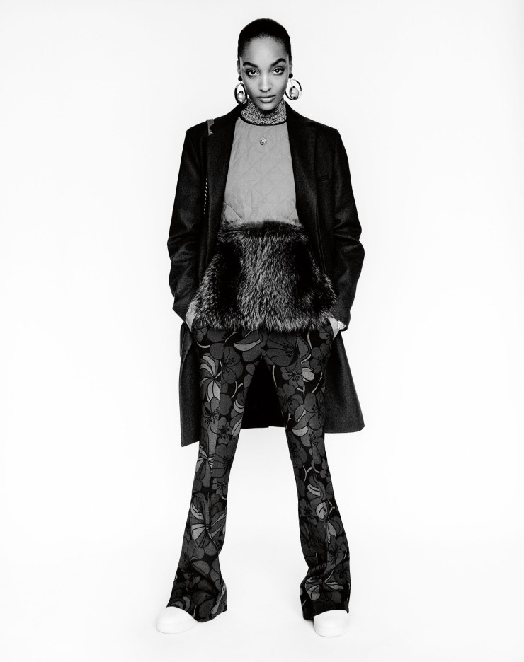 Jourdan Dunn by photographer Alasdair McLellan (7)