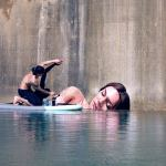 Sea Level Street Art by Hula (Sean Yoro)
