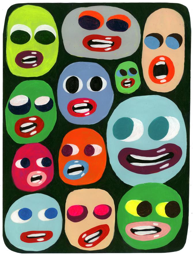 Sweet Dreams by artist Martha Rich (2)