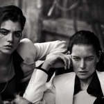 Italian Gangsters by Peter Lindbergh