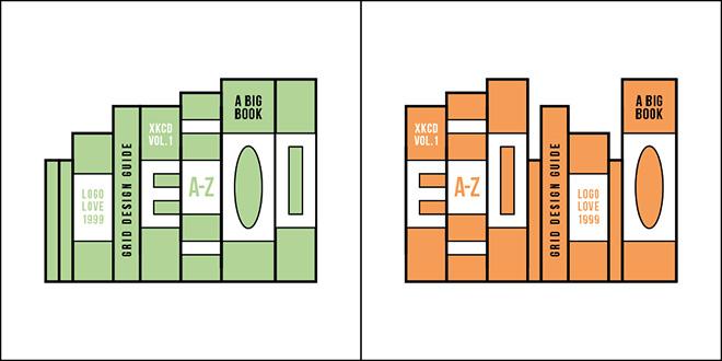 2 Kinds of People Illustration Series  (5)