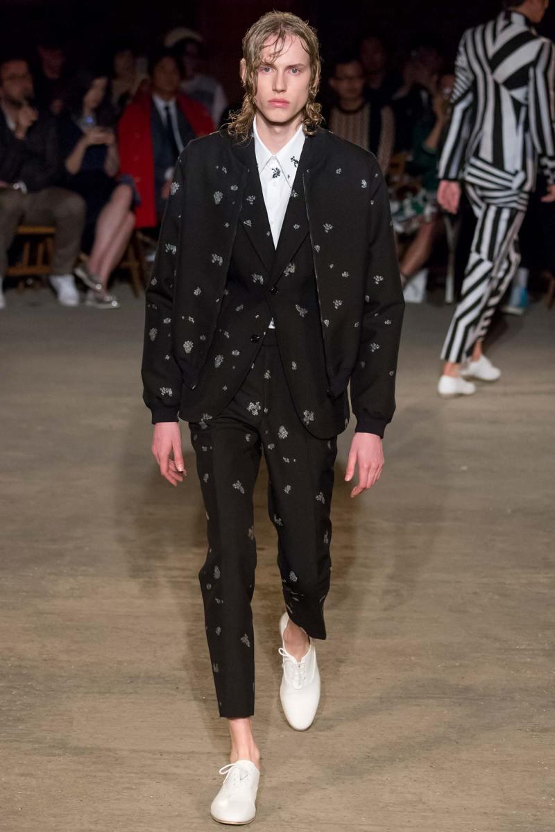 Alexander McQueen Menswear SS 2016 London (26)