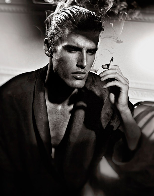 Alexandre Schiffer by photographer Maurizio Montani