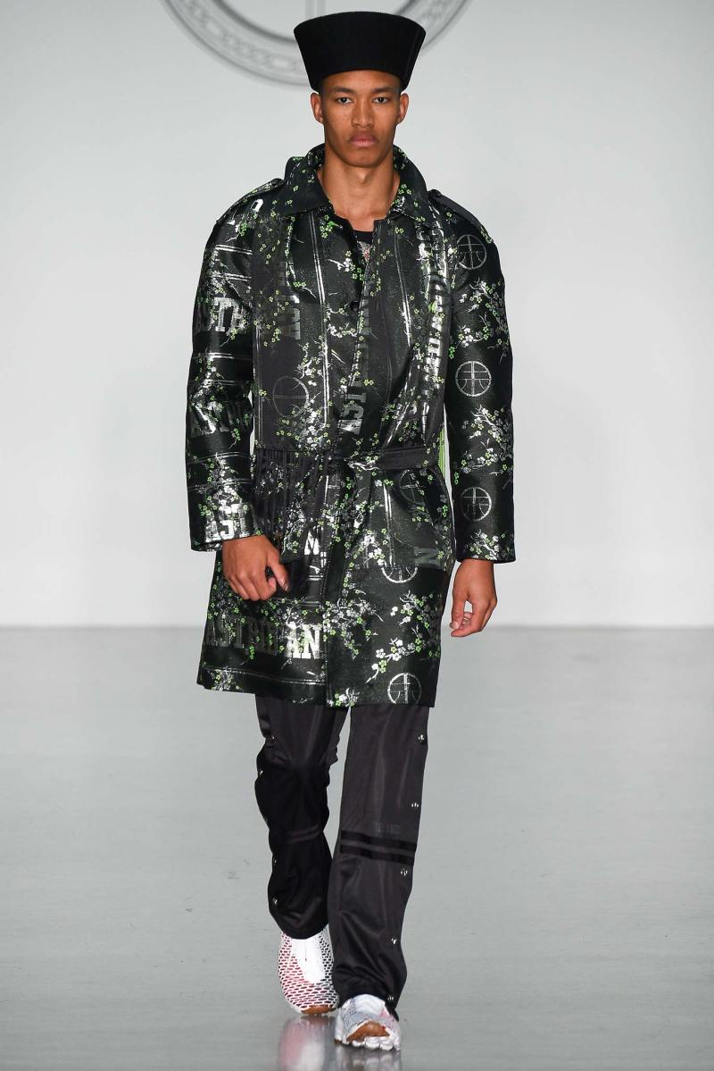 Astrid Andersen Menswear SS 2016 London (1)