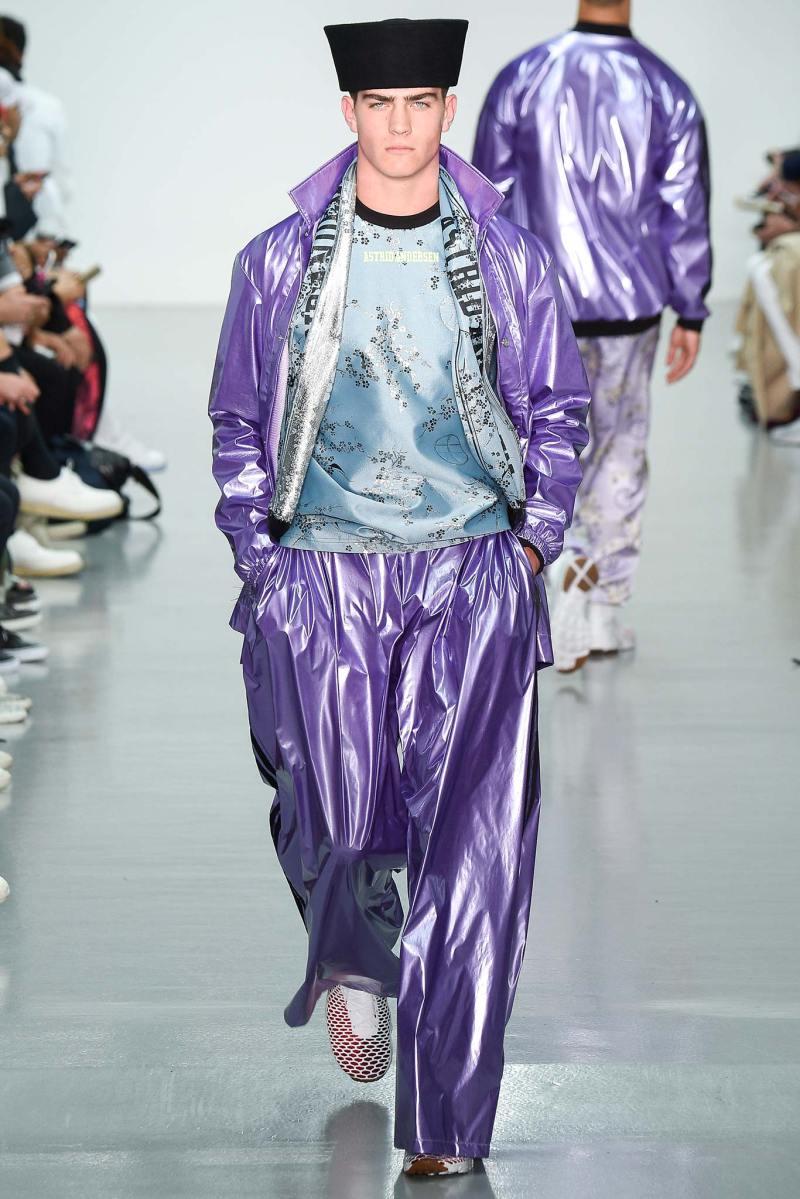 Astrid Andersen Menswear SS 2016 London (10)