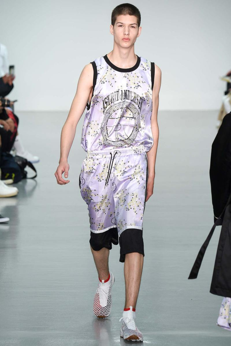 Astrid Andersen Menswear SS 2016 London (6)