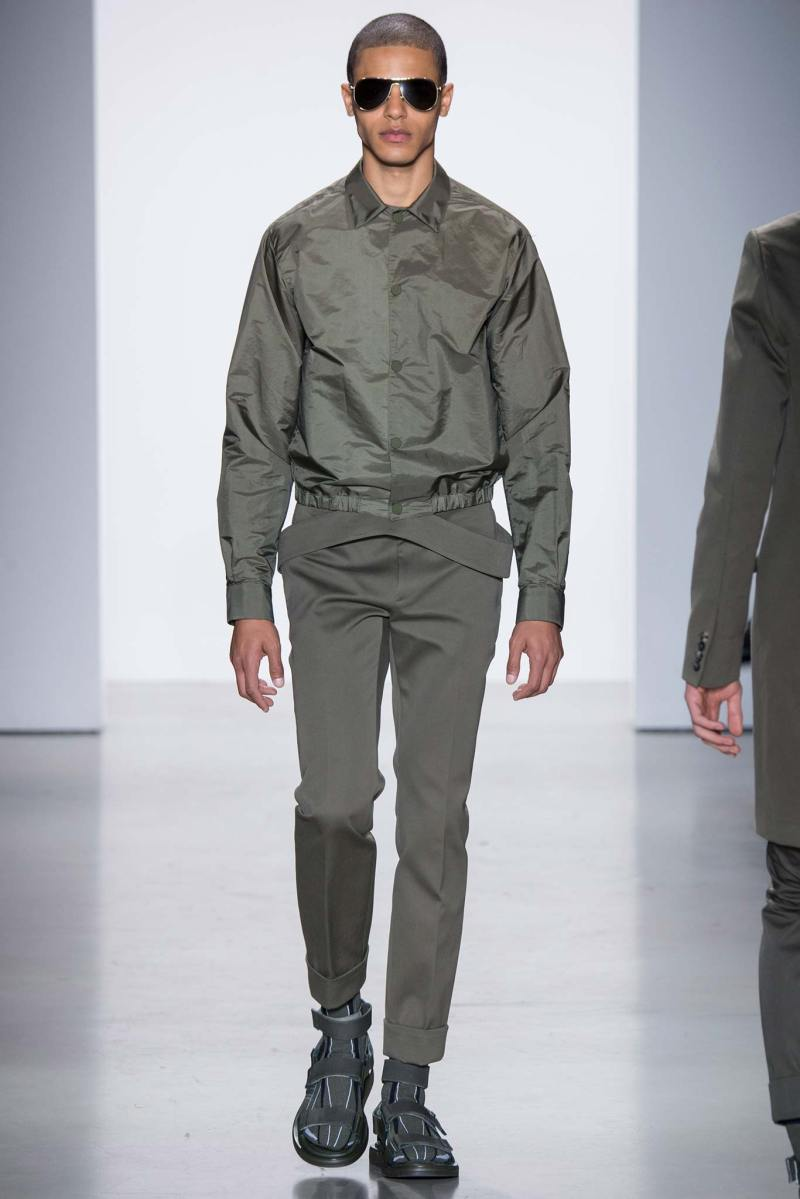 Calvin Klein Collection Menswear SS 2016 Milan (14)