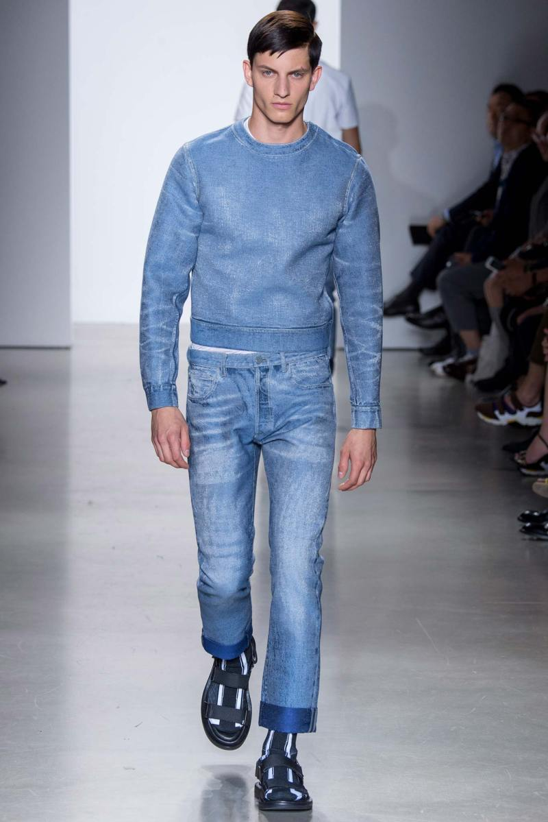 Calvin Klein Collection Menswear SS 2016 Milan (29)