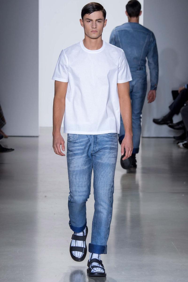 Calvin Klein Collection Menswear SS 2016 Milan (30)