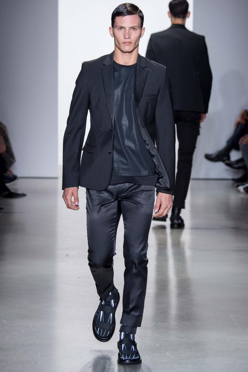 Calvin Klein Collection Menswear SS 2016 Milan (37)