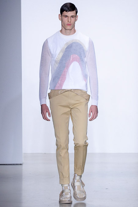Calvin Klein Collection Menswear SS 2016 Milan (4)