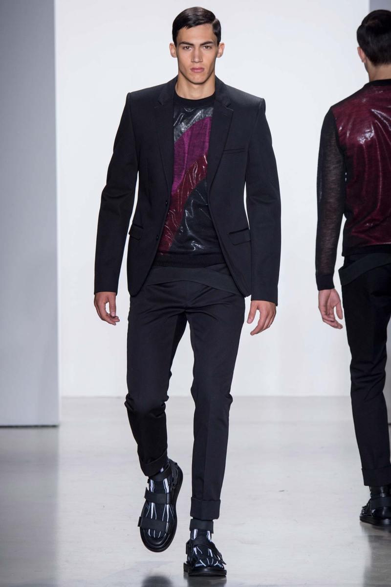 Calvin Klein Collection Menswear SS 2016 Milan (9)