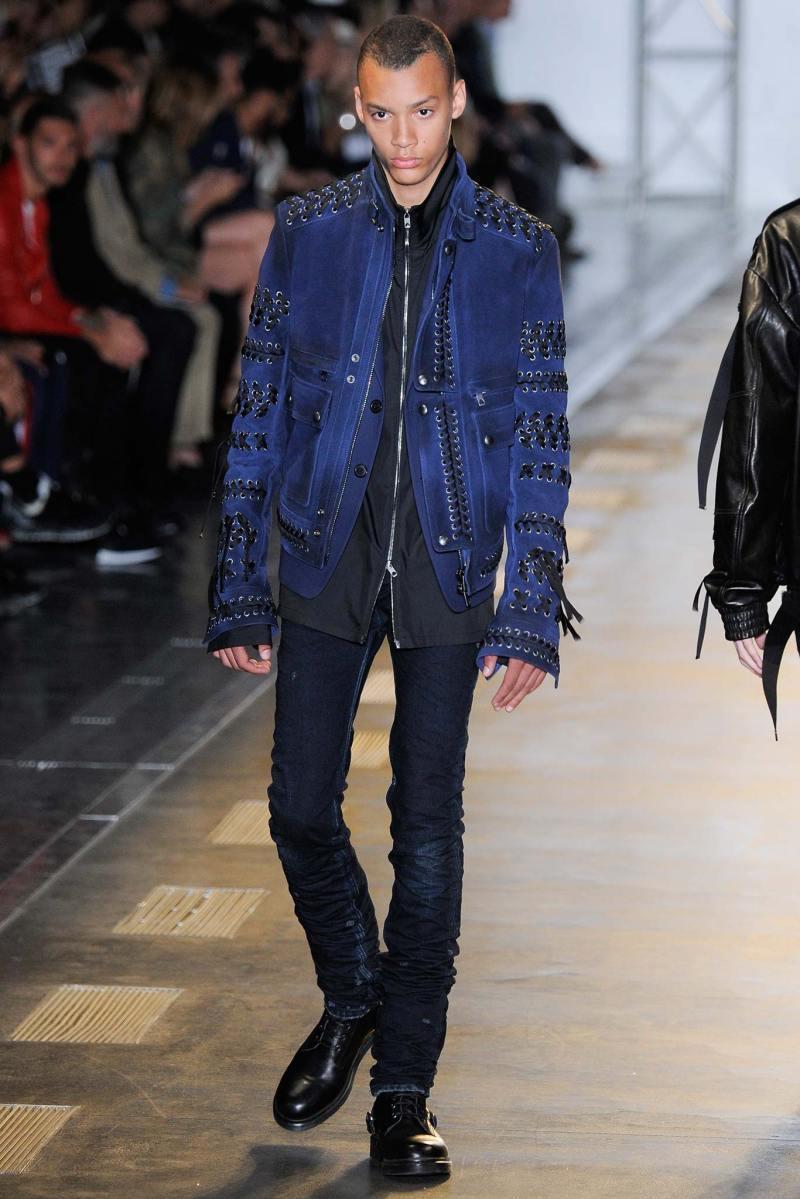 Diesel Black Gold Menswear SS 2016 Milan (14)