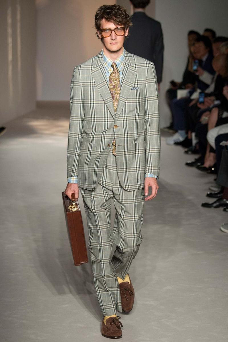 Dunhill Menswear SS 2016 London (10)