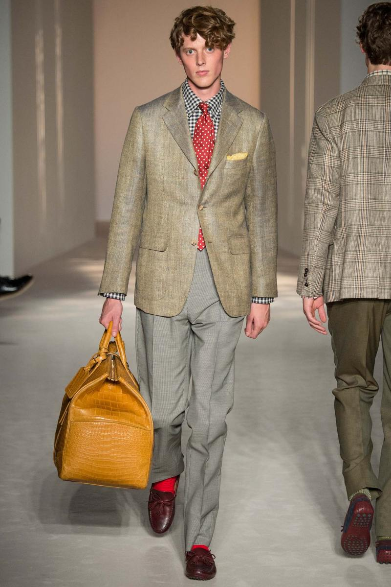 Dunhill Menswear SS 2016 London (14)