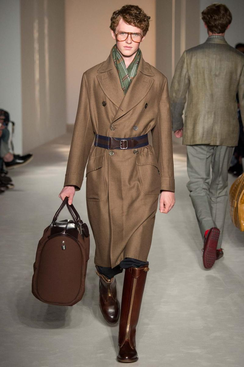 Dunhill Menswear SS 2016 London (15)