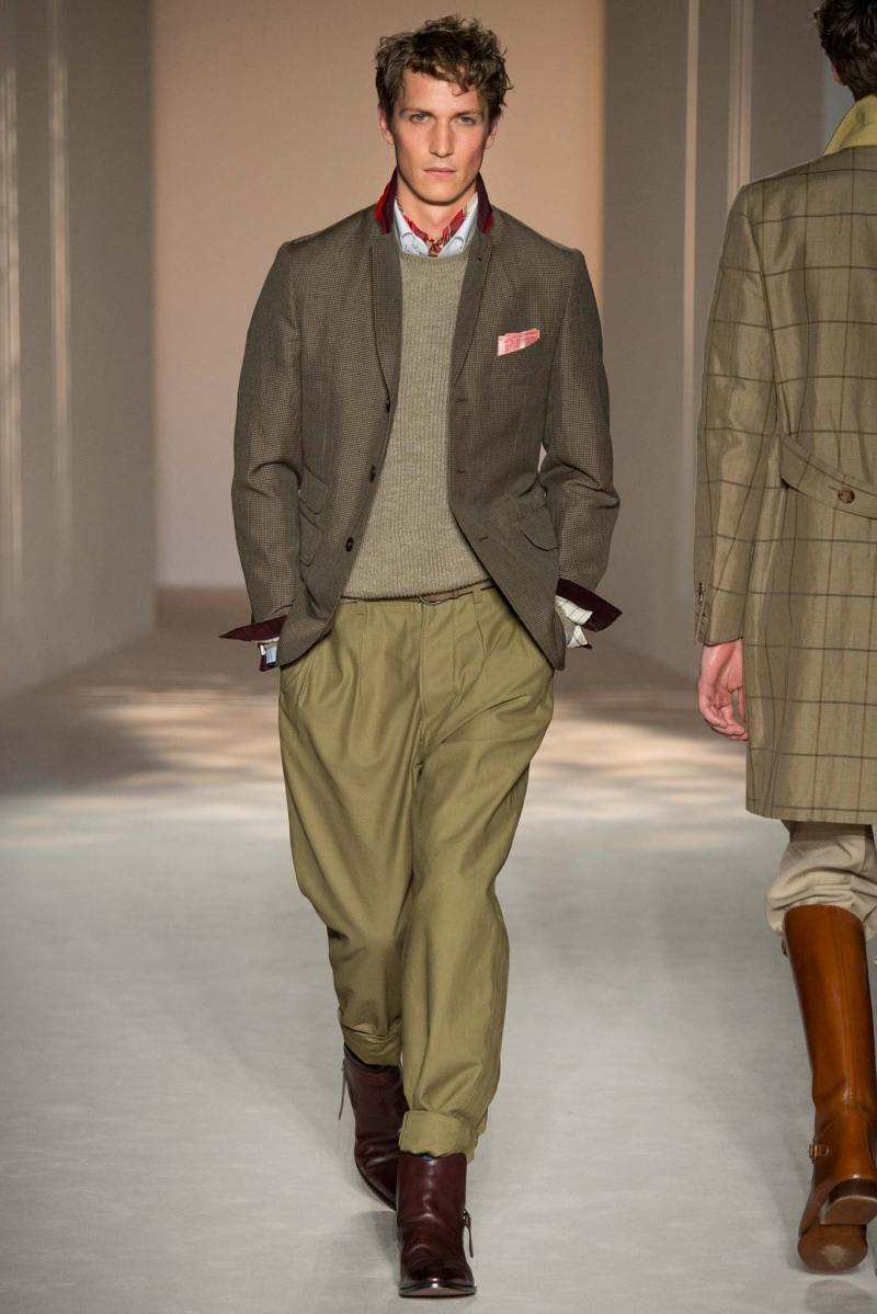 Dunhill Menswear SS 2016 London (17)
