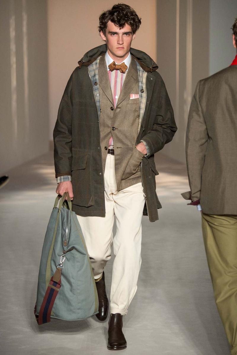 Dunhill Menswear SS 2016 London (18)