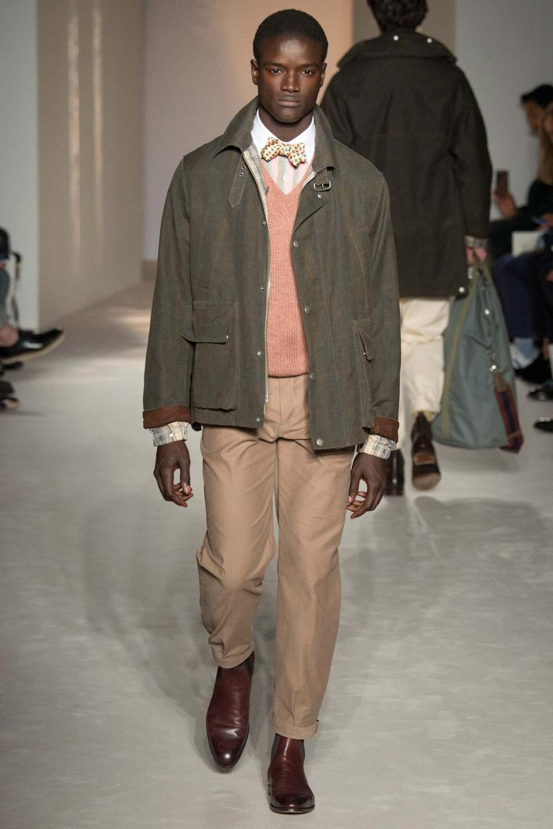 Dunhill Menswear SS 2016 London (19)