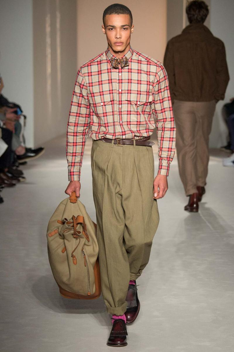 Dunhill Menswear SS 2016 London (24)