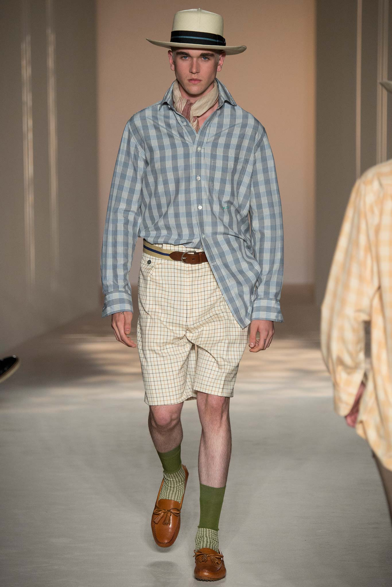 Dunhill Menswear SS 2016 London