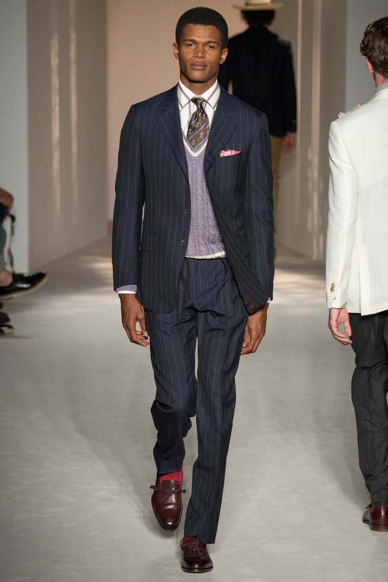 Dunhill Menswear SS 2016 London (8)