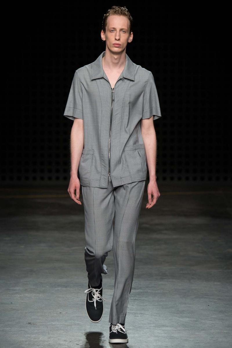 E. Tautz Menswear SS 2016 London (8)