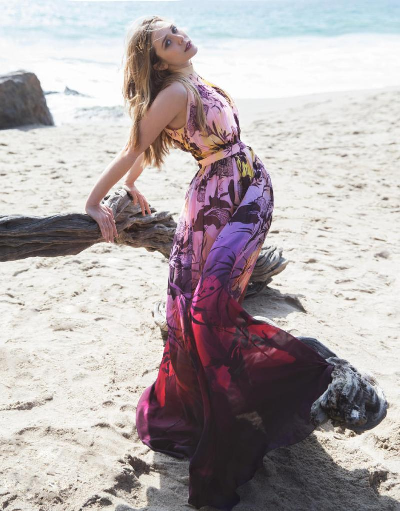 Elizabeth Olsen by photographer David Bellemere (3)