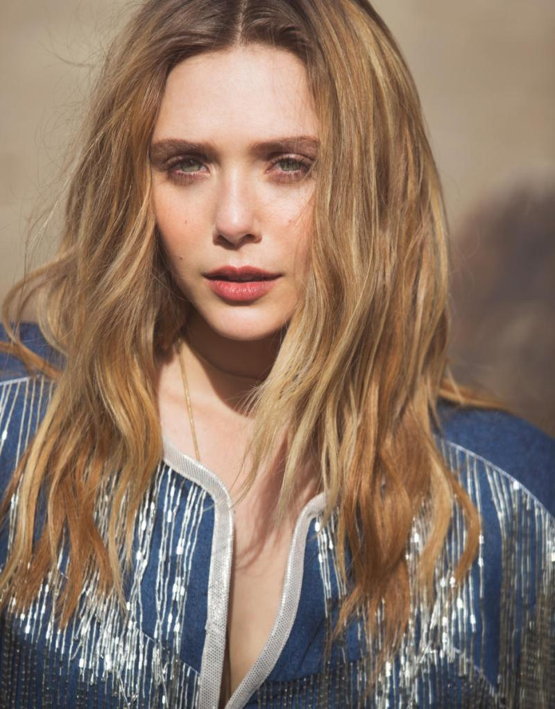 Elizabeth Olsen by photographer David Bellemere (6)