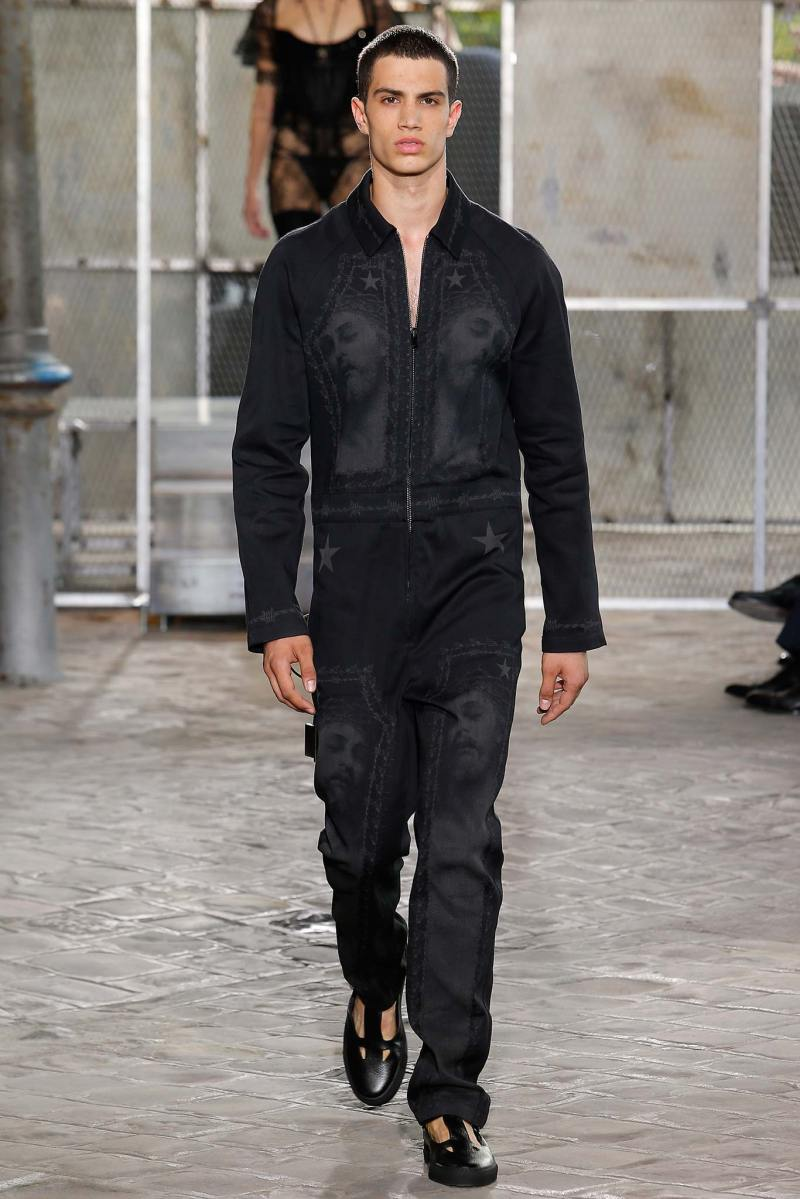 Givenchy Menswear SS 2016 Paris (15)
