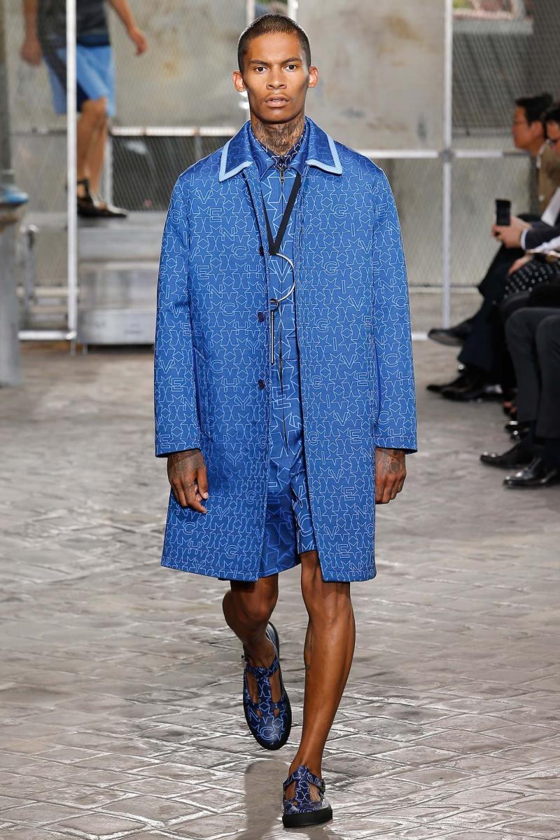 Givenchy Menswear SS 2016 Paris (18)