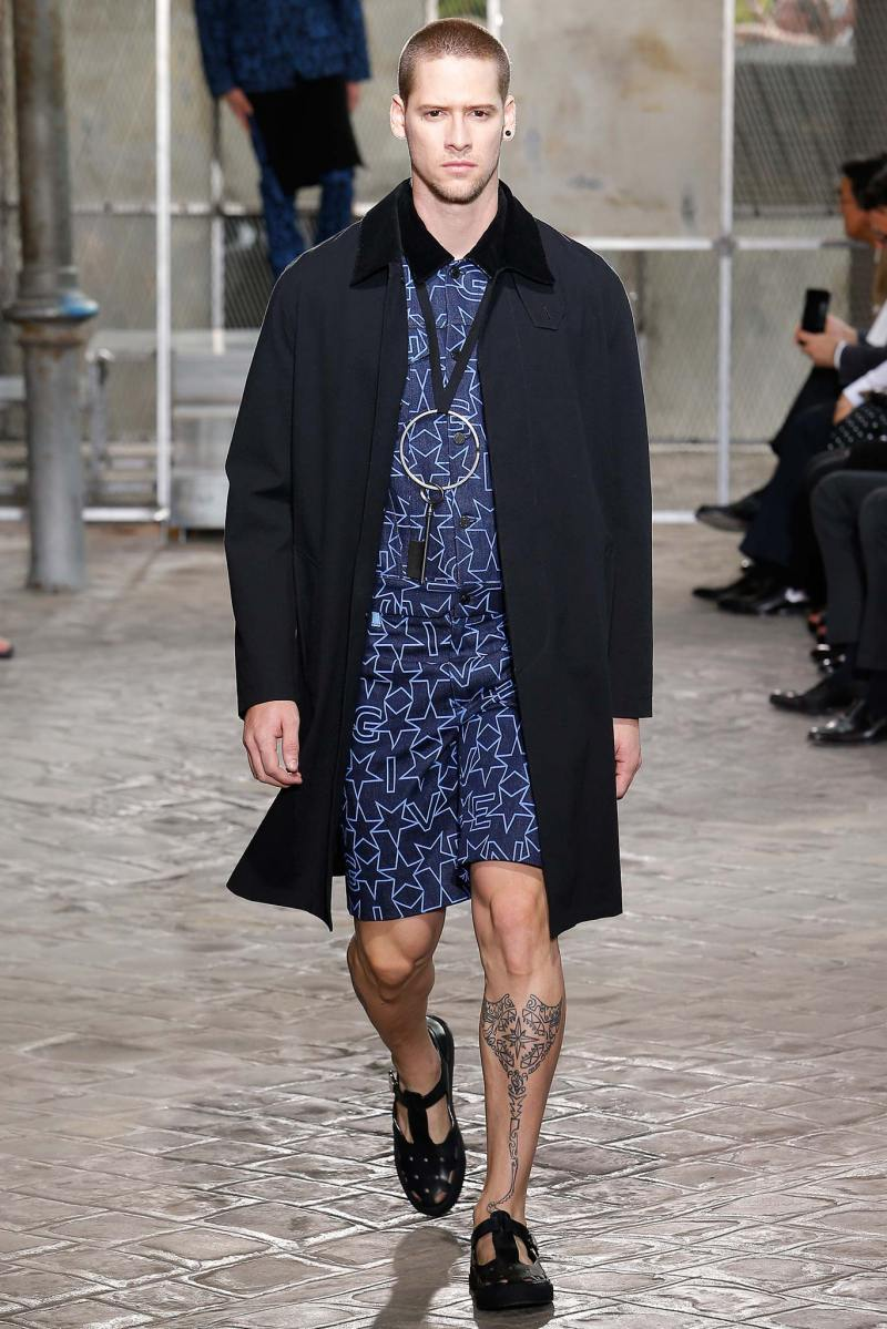 Givenchy Menswear SS 2016 Paris (25)