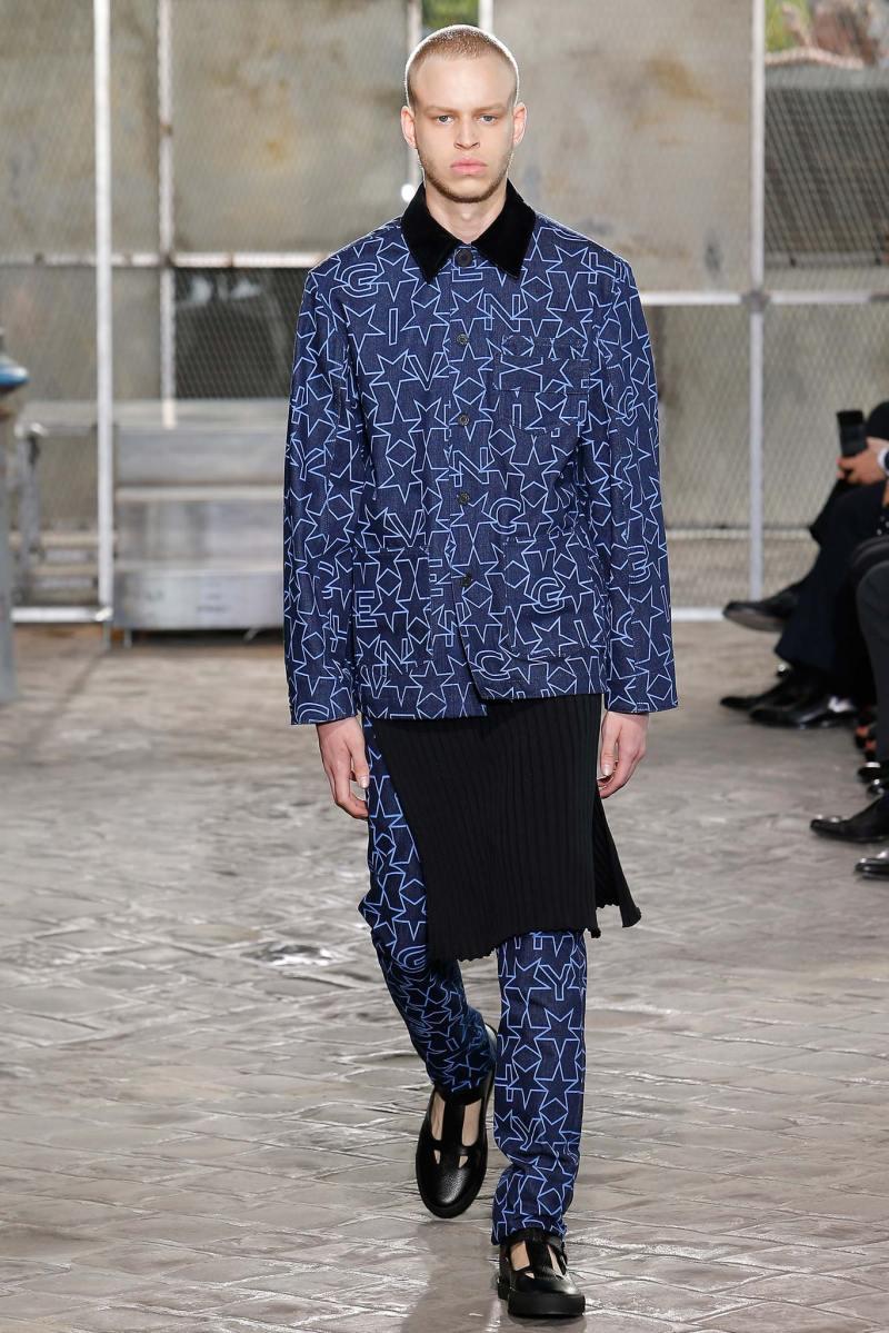 Givenchy Menswear SS 2016 Paris (26)