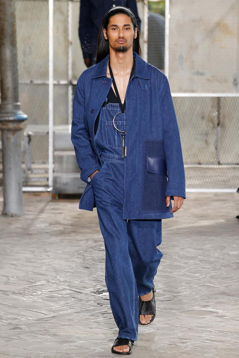 Givenchy Menswear SS 2016 Paris (32)