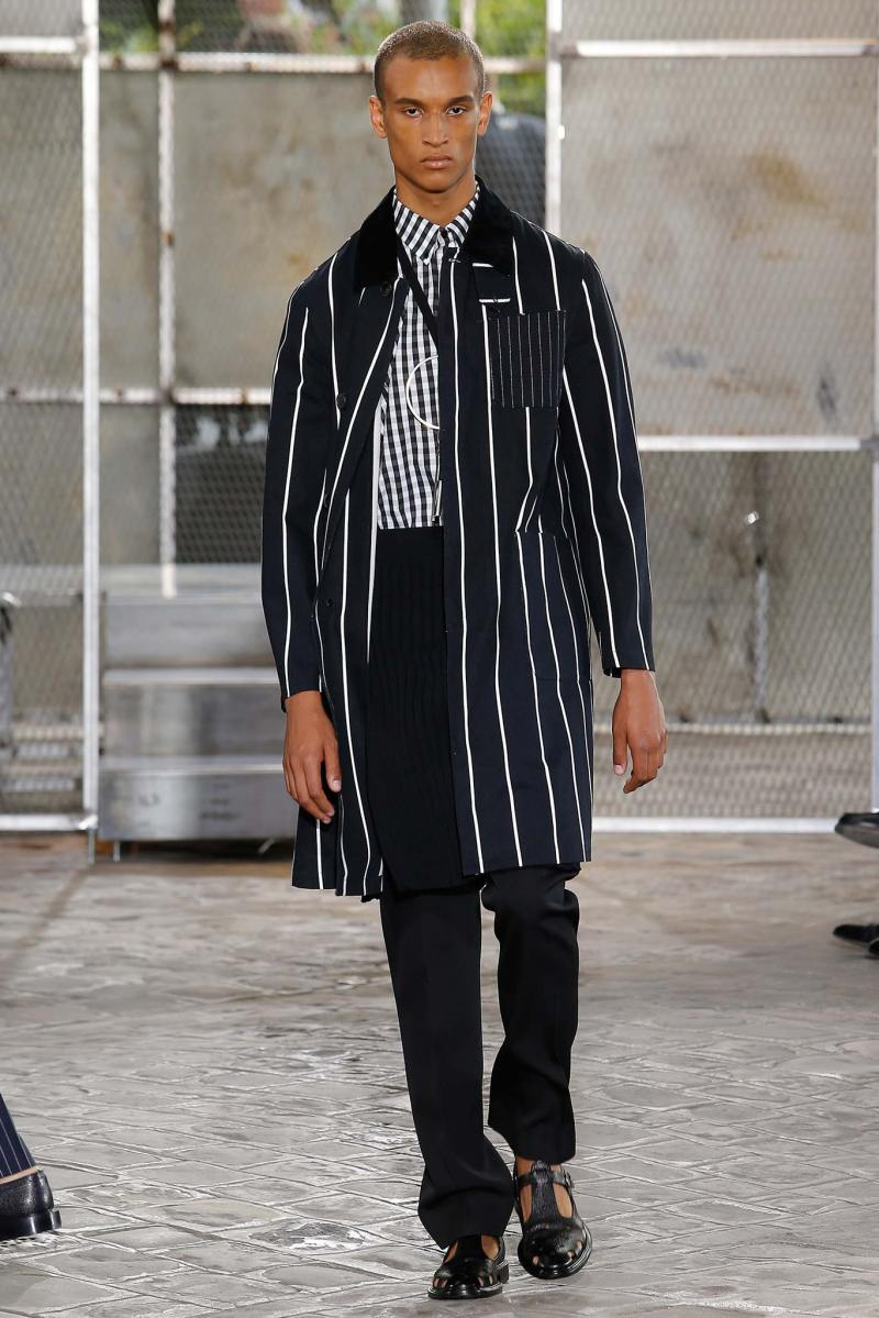 Givenchy Menswear SS 2016 Paris (40)