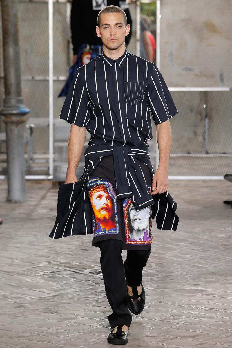 Givenchy Menswear SS 2016 Paris (42)