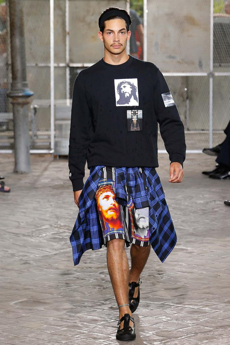 Givenchy Menswear SS 2016 Paris (43)