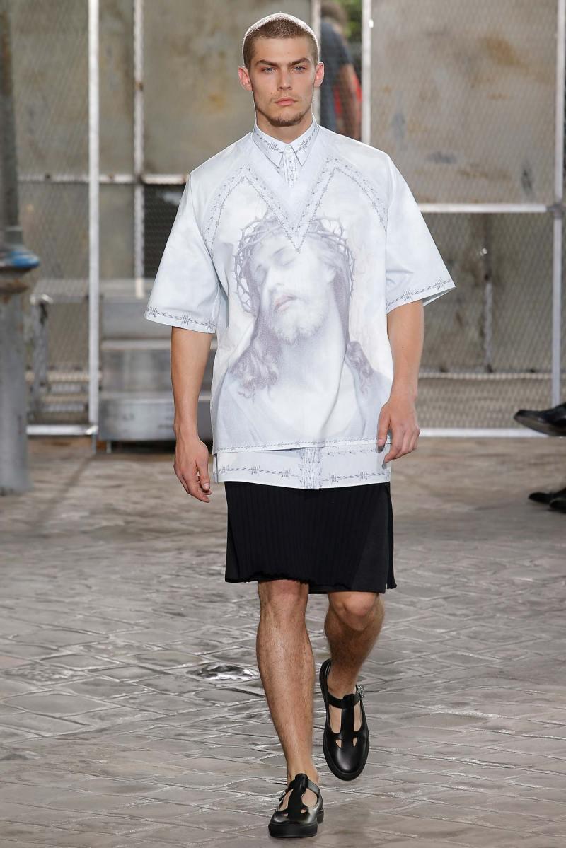 Givenchy Menswear SS 2016 Paris (46)