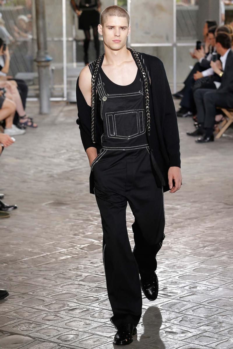 Givenchy Menswear SS 2016 Paris (56)